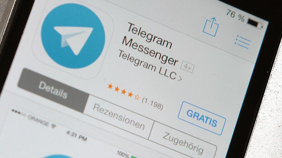 ВИндонезии запретили Telegram