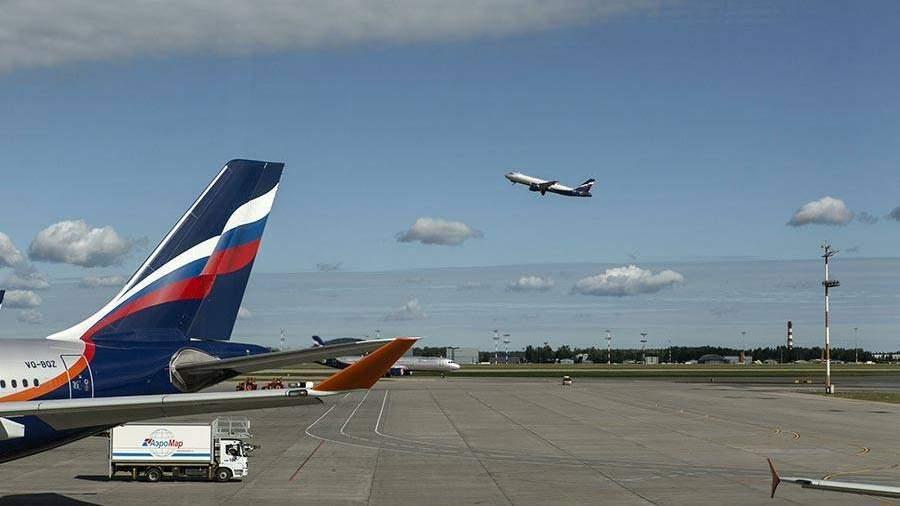 Во «Внуково» самолет «Боинг-737» при посадке зацепил хвостом взлетно-посадочную полосу