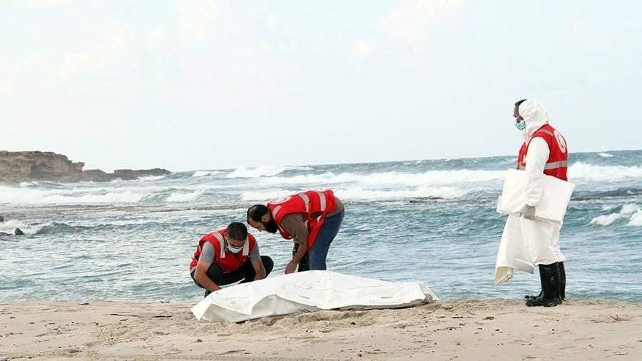Встолице Ливии 5 человек погибли при попадании ракеты на берег