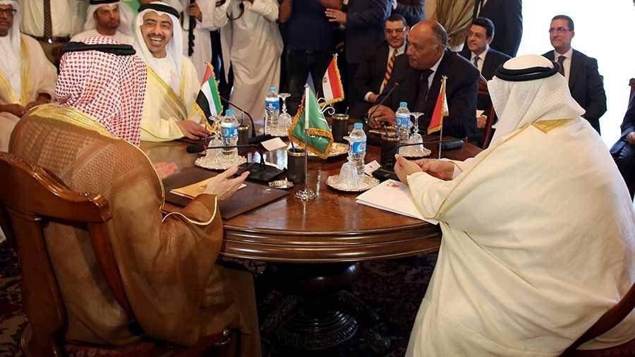 Катар обвинили всрыве посреднических усилий