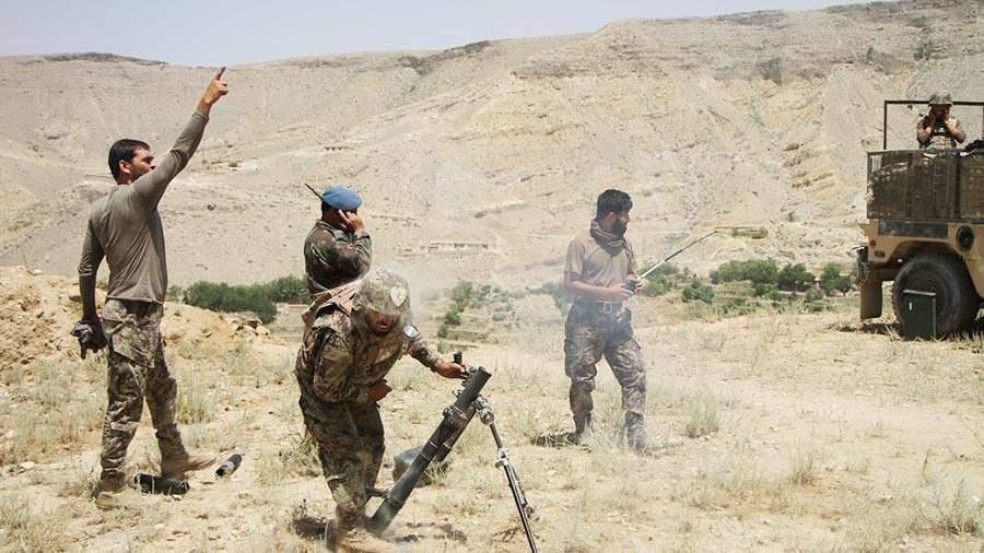 ВАфганистане погибли 16 военных в итоге нападения талибов
