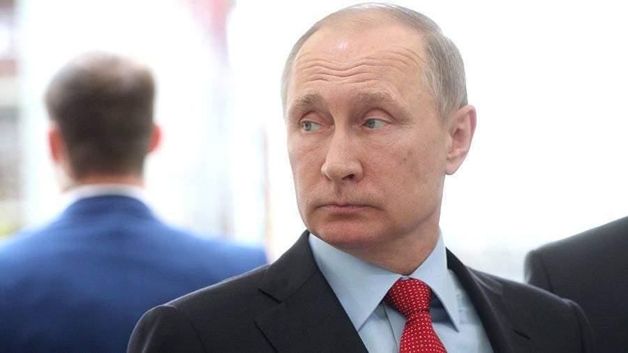 Журнал Time вновь выйдет сизображением В. Путина наобложке