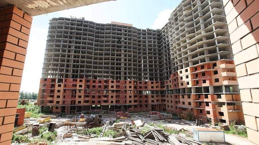 Дольщикам «долгостроев» хотят восполнить до100 кв. метров жилья