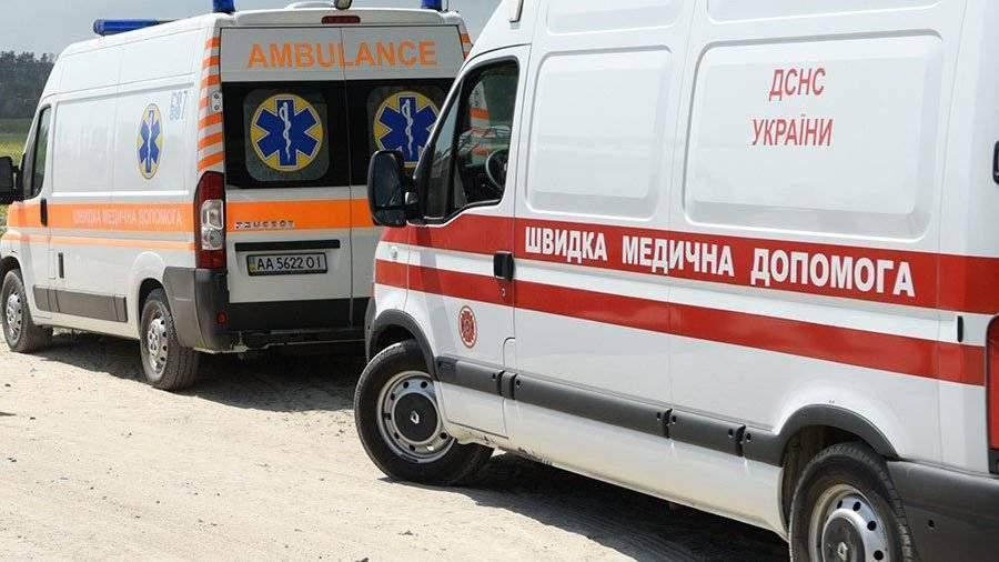 Вгосударстве Украина упал собрыва автобус с45-тью туристами