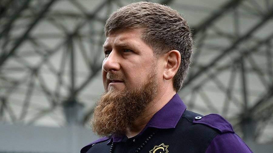 Кадыров вернул отцу схваченного награнице сСирией ребенка
