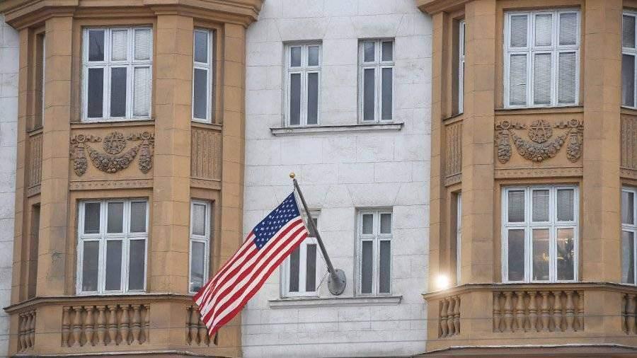 ВМИД задумались осокращении дипмиссии США в российской столице из-за санкций