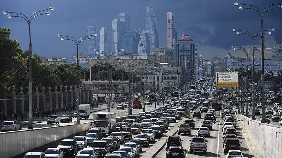 Сергей Иванов назвал причину загрязнения воздуха в российской столице