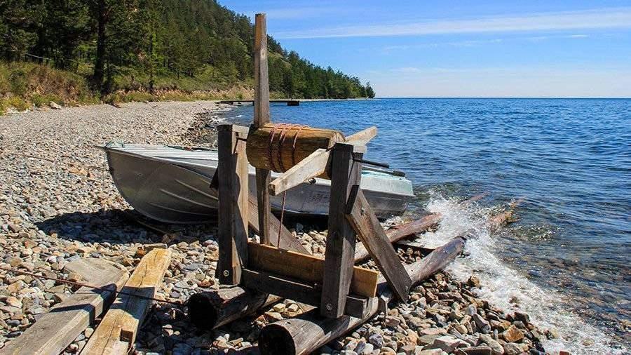 ВБайкале отмечается сокращение запасов рыбы
