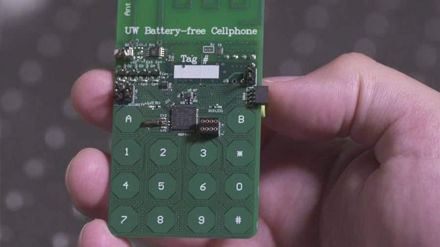 Всегда насвязи: американские ученые изобрели телефон, нетребующий подзарядки