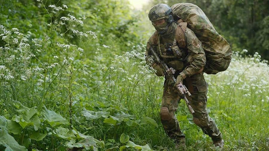 Русский спецназ получит неповторимую военную форму