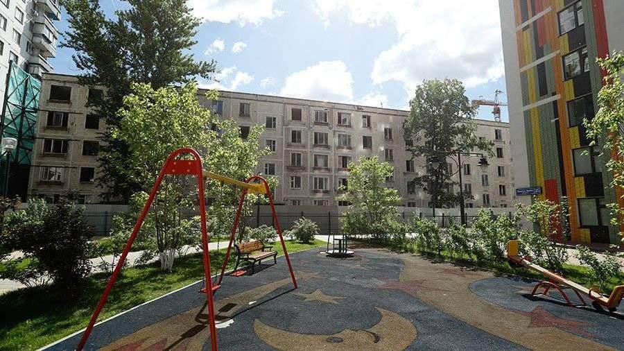 Списки домов попрограмме реновации в российской столице утвердят всамом начале августа