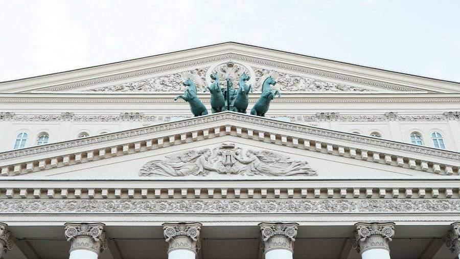 Большой театр перенес премьеру балета впостановке Серебренникова