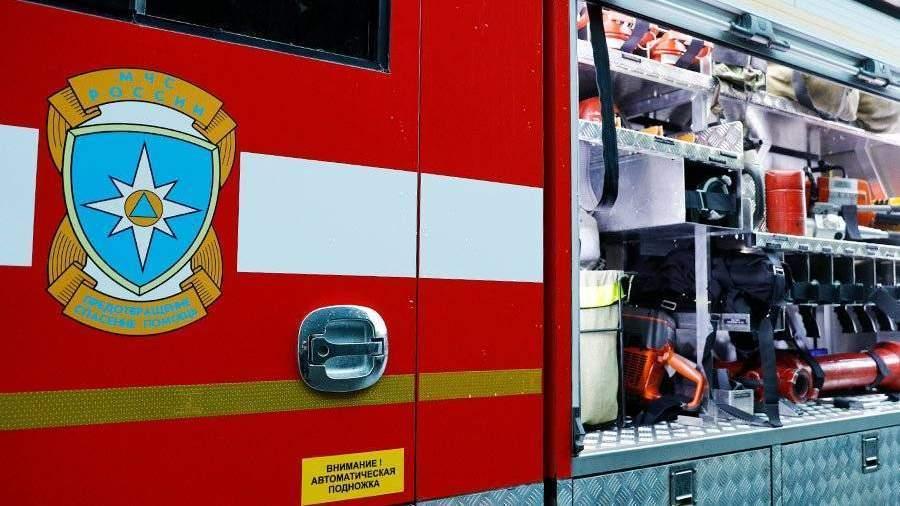 СМИ говорили о взрыве бытового газа под Сергиевым Посадом
