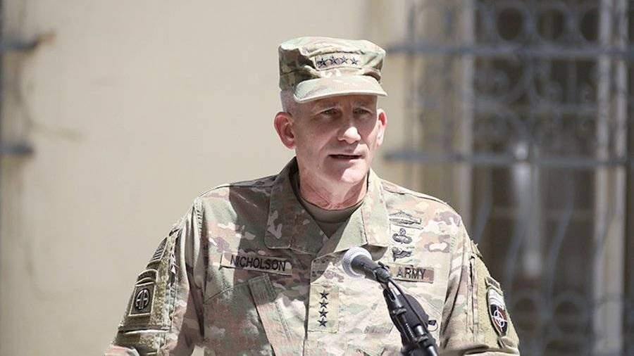 Прошлый президент Афганистана неподдерживает военную стратегию США