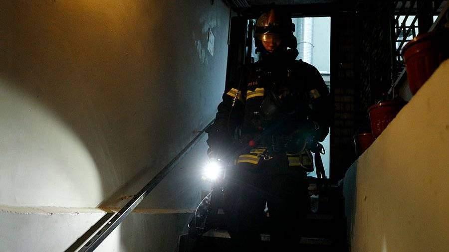 ВоВсеволожске сгорел личный дом, погибли двое взрослых, ребенок и собачка