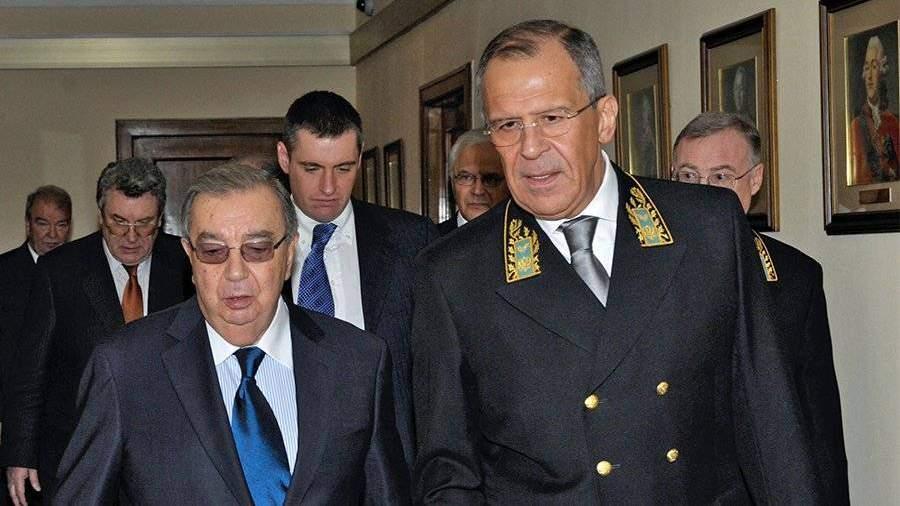 Лавров поведал опоходе вбаню сэкс-главой МИДРФ Примаковым