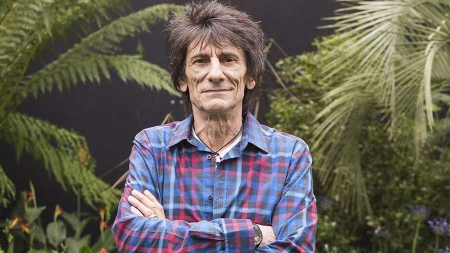 Гитарист The Rolling Stones поведал освоем раке легких