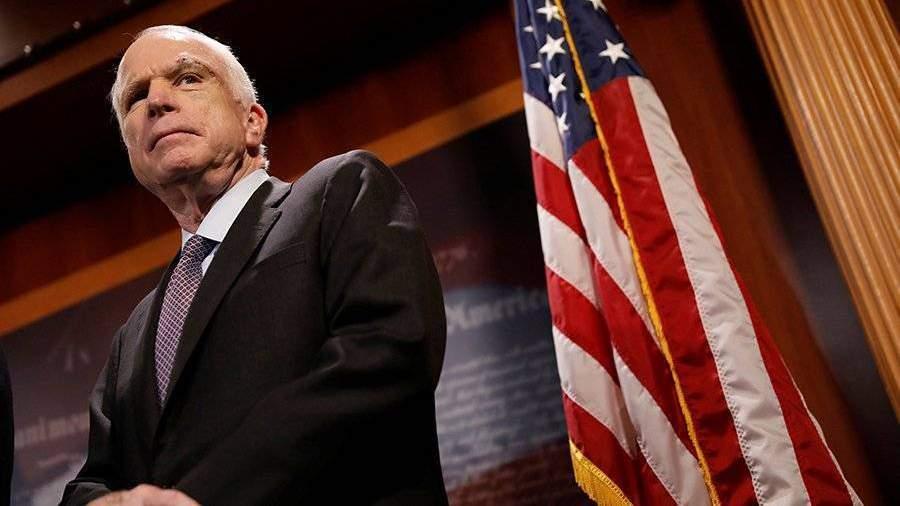 Маккейн предложил обеспечить долгосрочное присутствие США вАфганистане