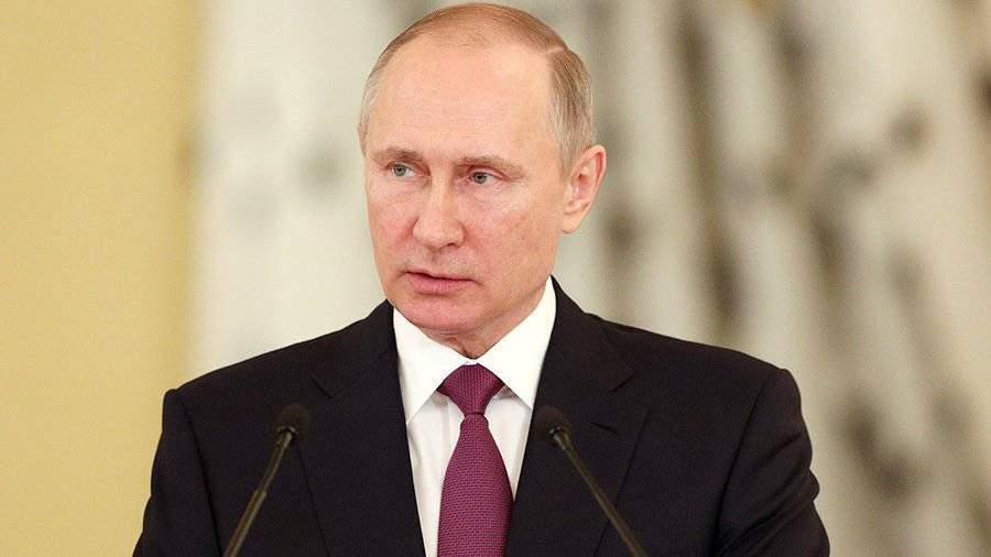 Экономия бюджета-2018 будет засчет расходов наоборону— Путин