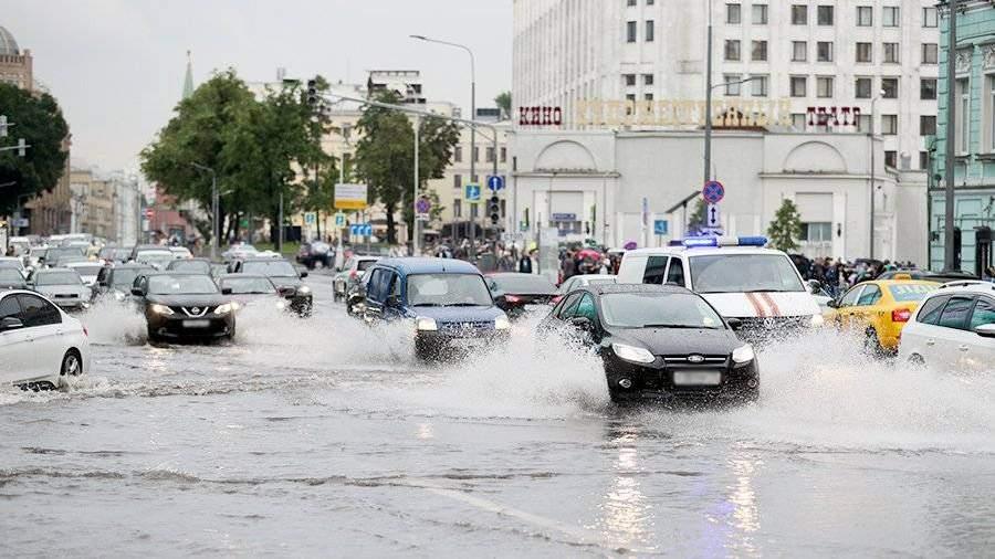 МЧС предупреждает о стремительном ухудшении погоды встоличном регионе