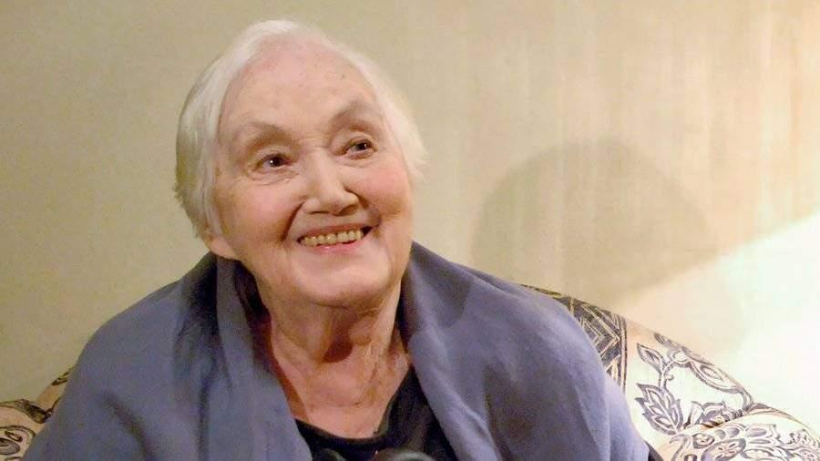 Старейшая артистка МХТ имени Чехова скончалась в российской столице