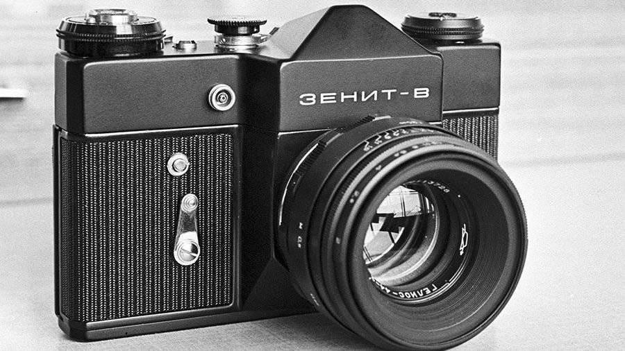Нарынки возвратят фотоаппарат «Зенит», который будет дороже iPhone
