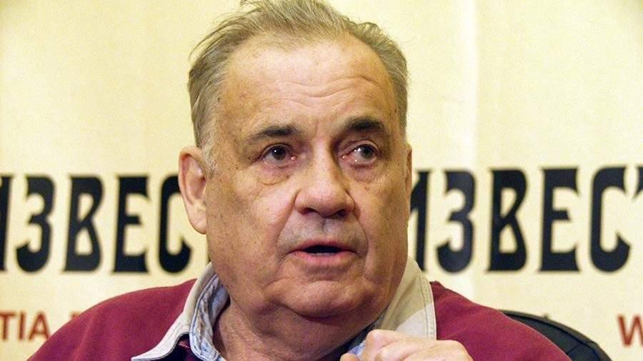 В столице планируют назвать улицу вчесть кинорежиссера Эльдара Рязанова