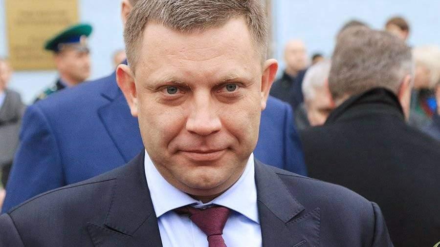 Главарь ДНР заговорил овведении наподконтрольном боевикам Донбассе смертельной казни