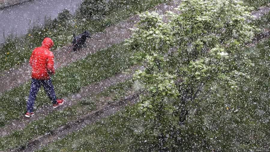 Пожары вИркутской области потушил снег— Управление Гидромета