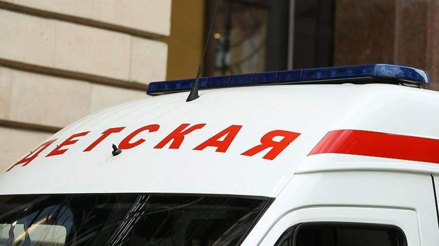 Семилетняя девочка выстрелила себе вголову издедушкиного травмата под Москвой
