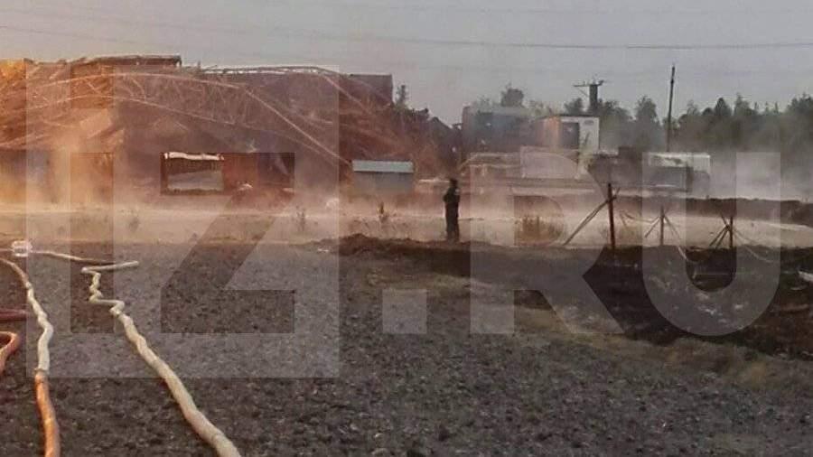 Генпрокуратура  проводит проверку пофакту пожара нанефтяной скважине вХМАО