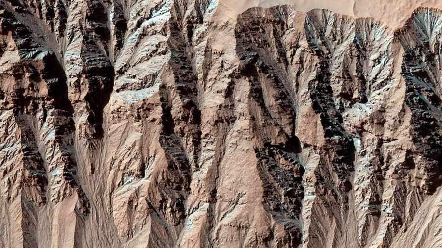 Ученые выдумали, как сделать Марс приемлемым для жизни