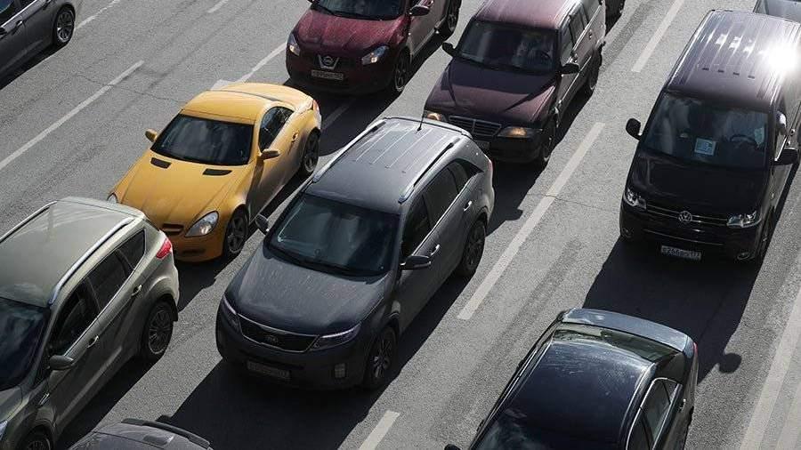 Варшавское шоссе в столице России  перекрыто из-за дорожного происшествия  — МЧС