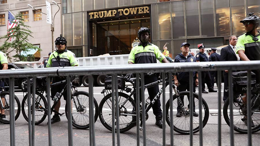 СМИ поведали онесостоявшемся проекте попостройке Trump Tower в столице