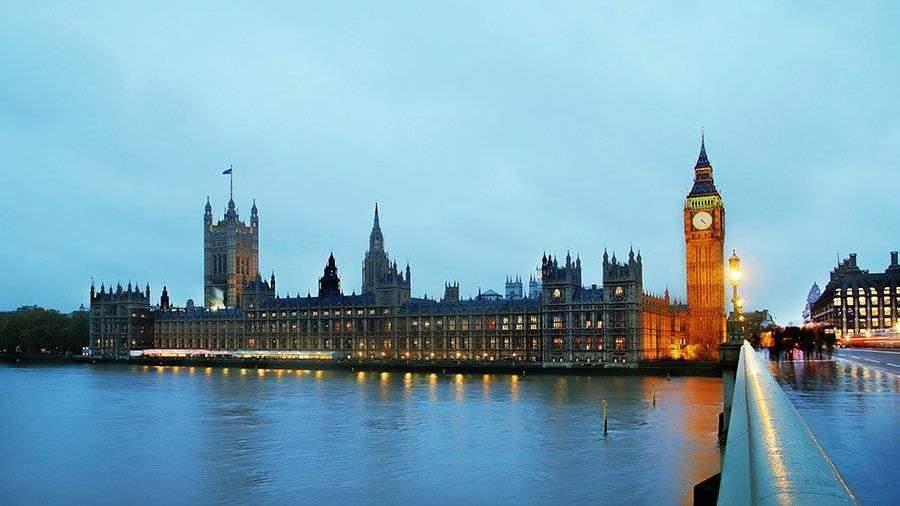 Строение английского парламента уязвимо для террористов