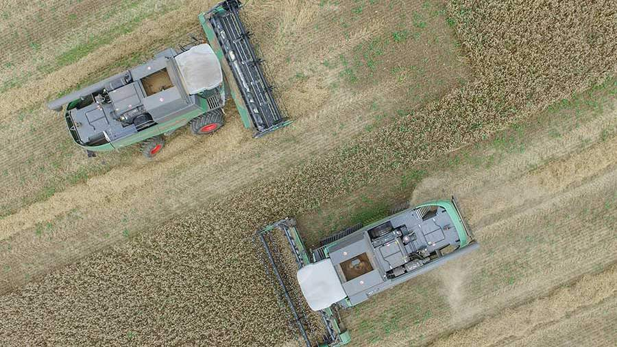 Рентабельность сельского хозяйства выросла вдвое за три года