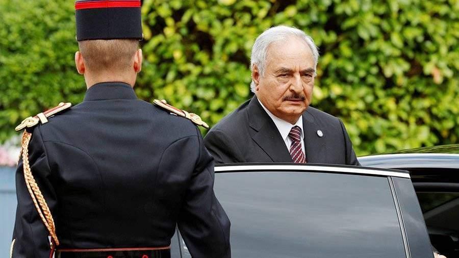 Глава ливийской армии посетит Москву ивстретится сЛавровым