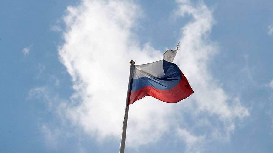 Жители России  позитивно  относятся к национальной  символике— Опрос