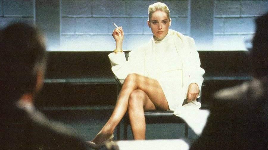Шерон Стоун выложила приватные пробы к«Основному инстинкту»