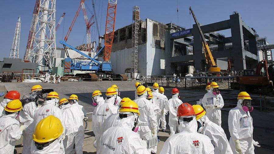 РФиЯпония определят проекты поликвидации последствий на«Фукусиме»— Путин
