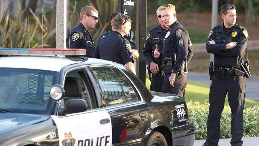 ВСША полицейские убили студента заотказ бросить нож