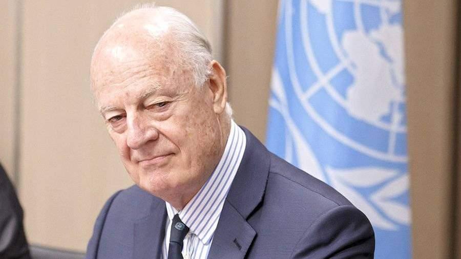 Небензя: РФрассчитывает наначало прямых переговоров между властями Сирии иоппозицией