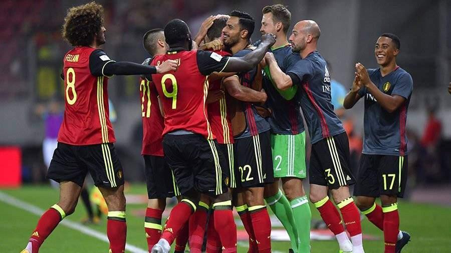 Бельгийцы стали первыми вевропейских странах , вышедшими в заключительную  частьЧМ