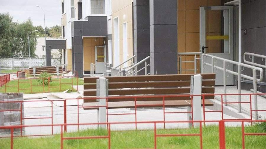 Для стартовых домов попрограмме реновации подобрано 210 площадок