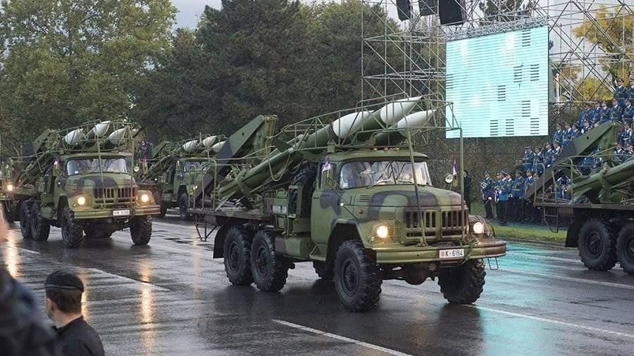 Сербия войдет вбоевую группуЕС вместе с Украинским государством