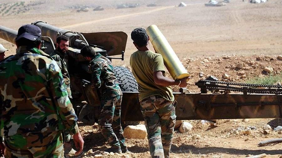 Победа над терроризмом вСирии близка— МИД САР