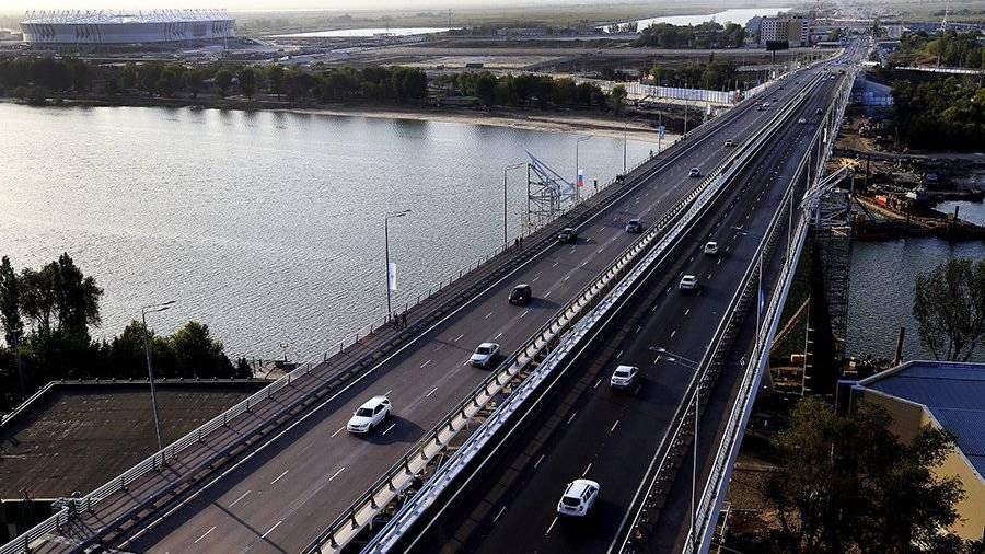 ВРостове официально открыли Ворошиловский мост