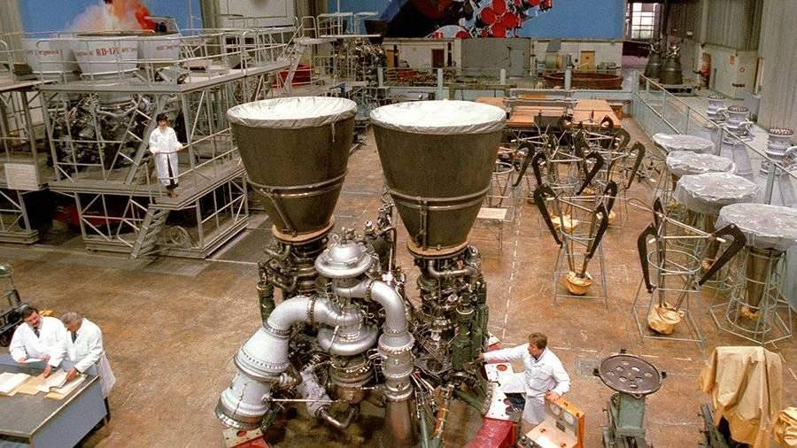 США закупит около 30 русских ракетных моторов