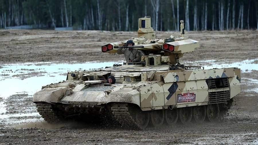 Рогозин: русские  «Терминаторы» «взорвали» глобальный рынок  оружия