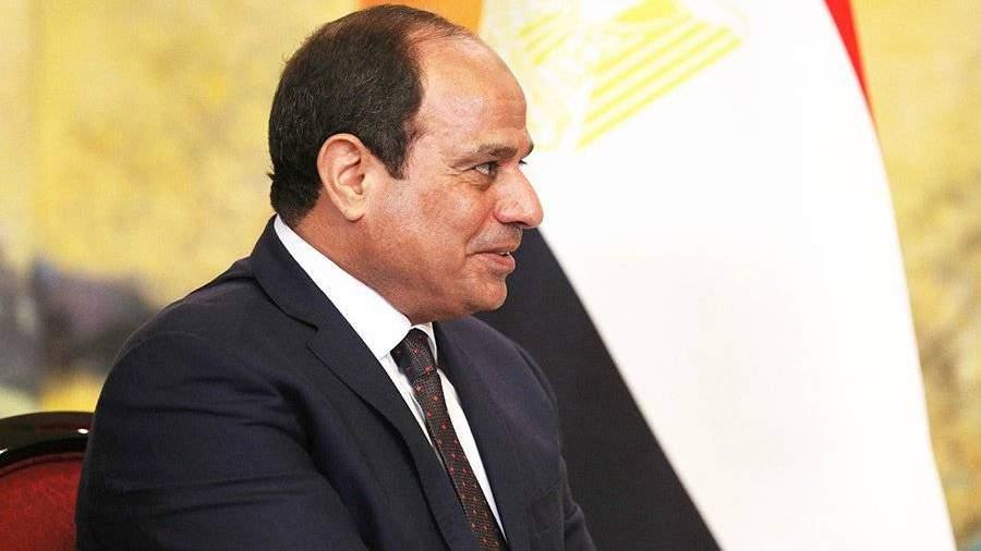 Путин ипрезидент Египта выразили озабоченность происходящим вМьянме